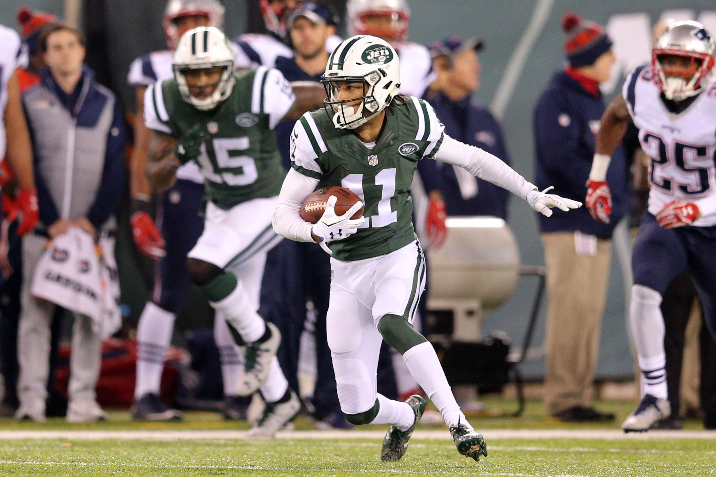 New York Jets 5 Greatest Wide Receivers In Team History