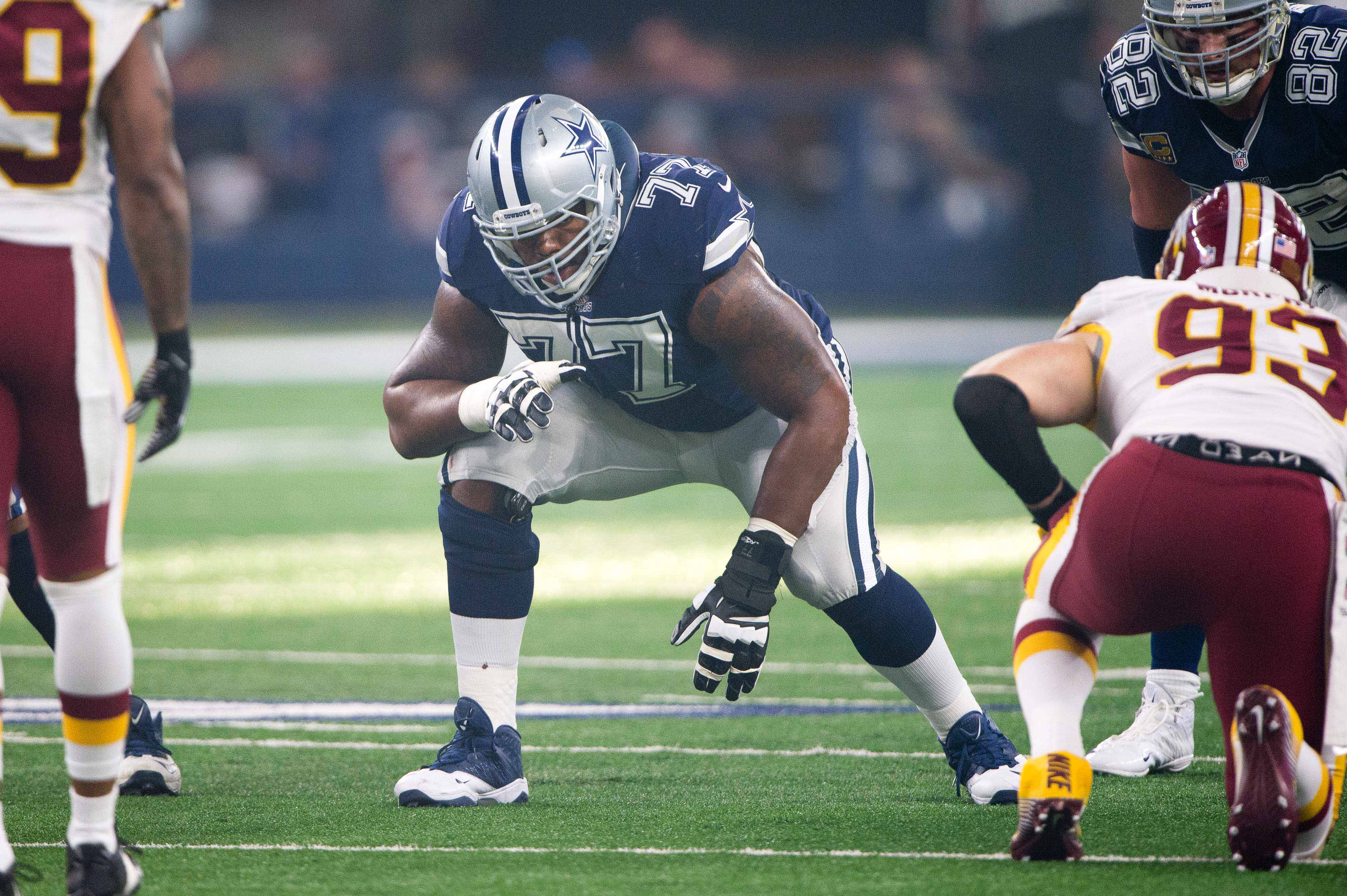Dallas Cowboys Top 5 Most Important fensive Players for 2017