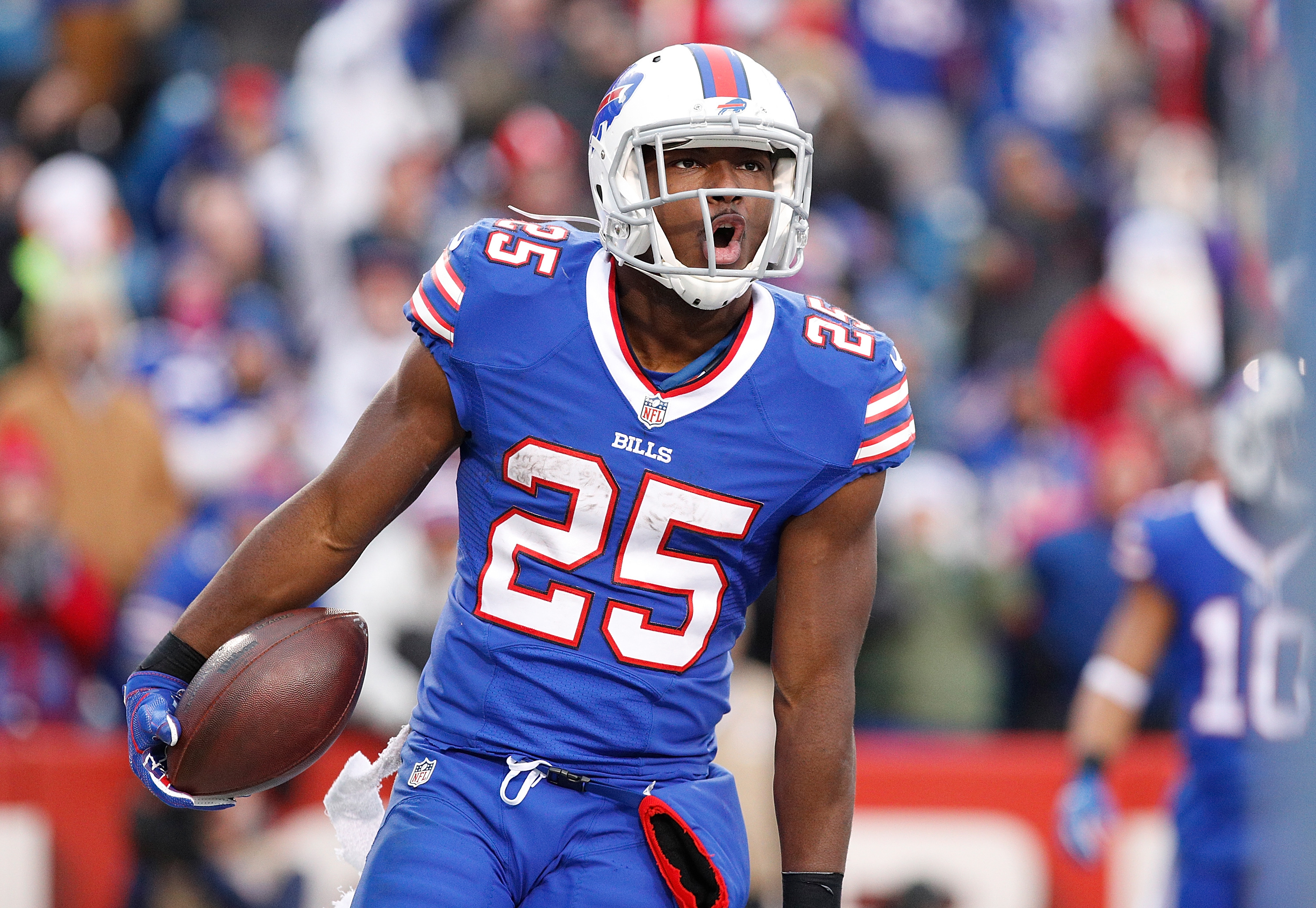LeSean McCoy 6 Potential Free Agency Landing Spots if Bills