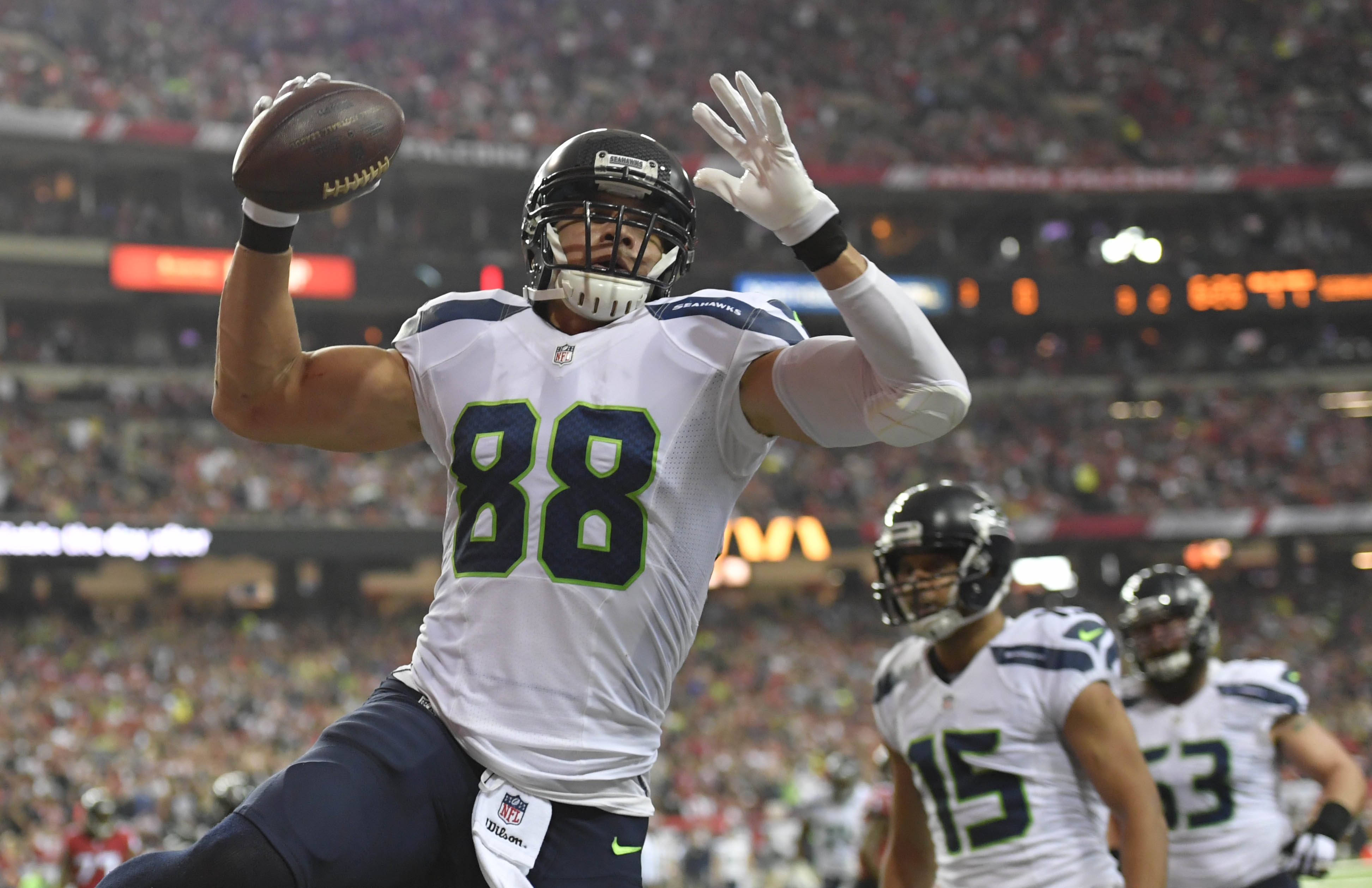 the seattle seahawks the best team in the nfc The seahawks have gone from a dominant, sure-fire winner in the division to a sleeper at best the nfc west has two other teams ahead of them one of them is arguable, the other one at this moment .