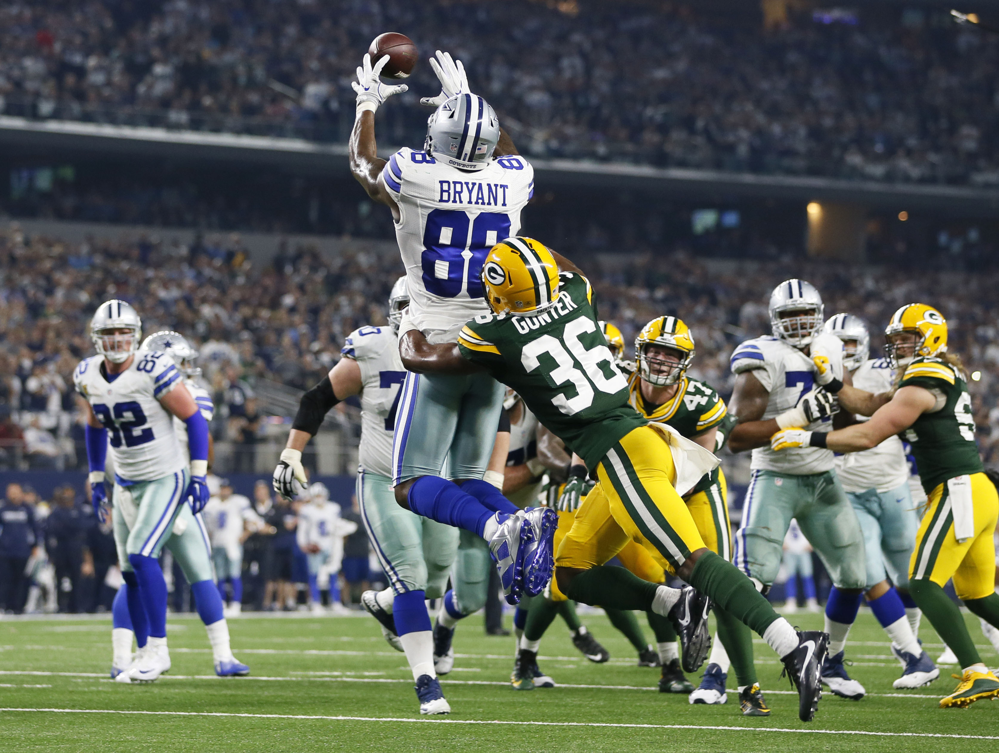 Dallas Cowboys: Post-NFL draft depth chart projection - Page 4