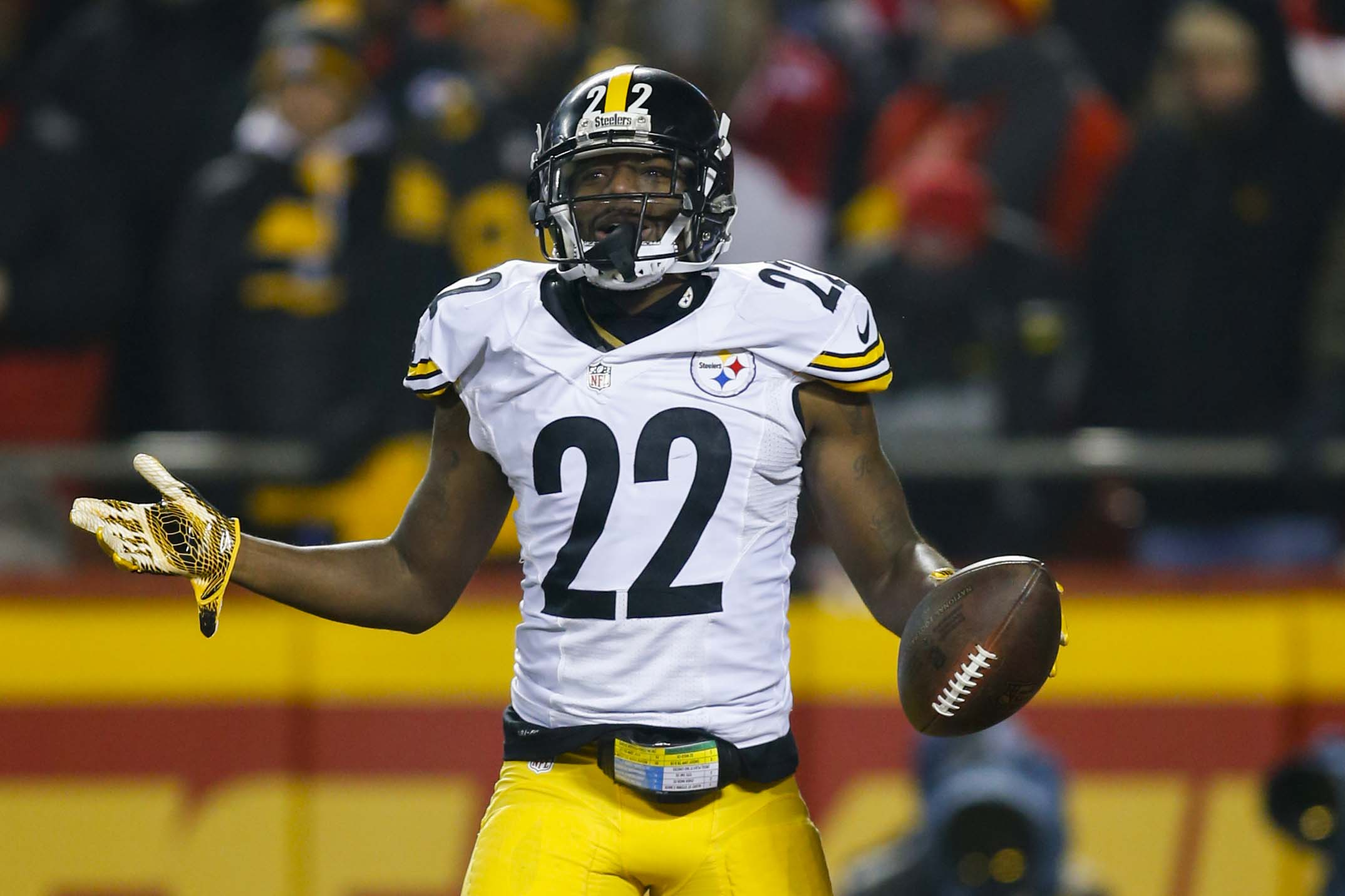 the best attitude bf71d 1614c Pittsburgh Steelers: 5 Veterans who won't survive 2017 ...