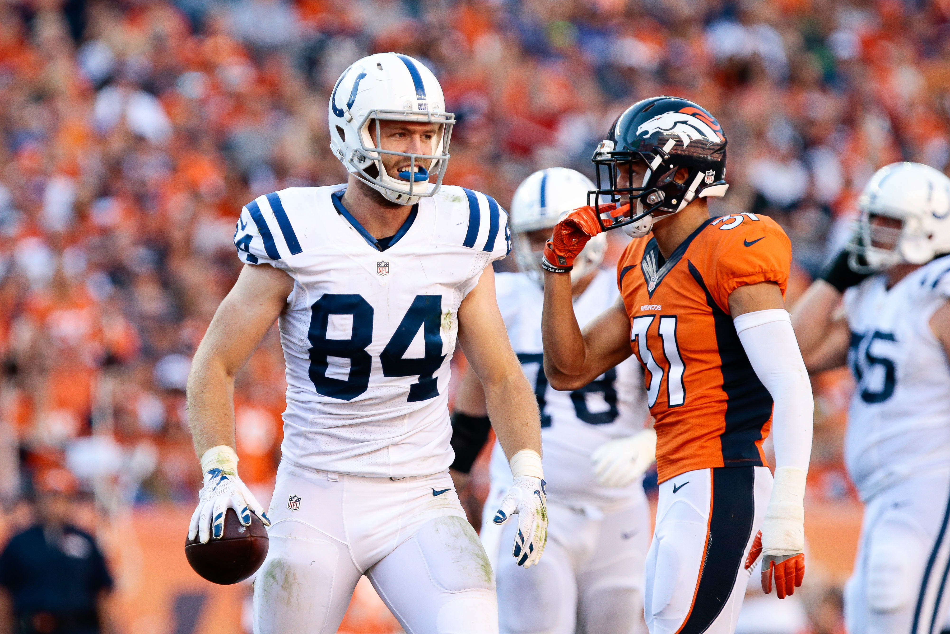 556f74cd New England Patriots: 5 Possible Tight End Targets In Free Agency ...
